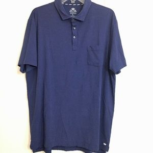 Peter Millar Crown Seaside wash Golf polo shirt L